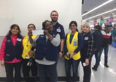 Walmart Donations